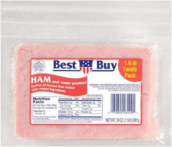 Best Buy Ham Package