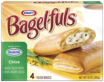 Bagel-Fuls Chive 4 Ct Bagels 10 Oz Box