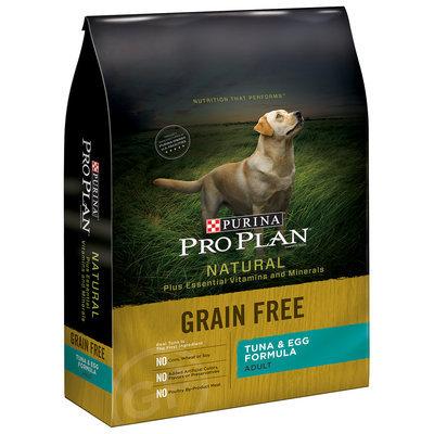 PRO PLAN® NATURAL GRAIN FREE ADULT Tuna & Egg Formula
