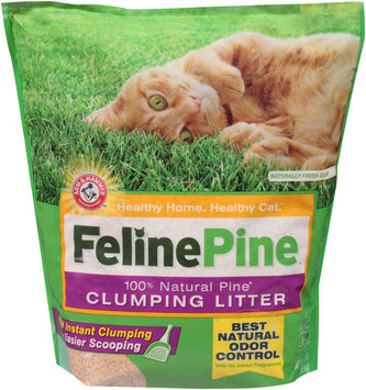 Arm & Hammer™ Feline Pine™ Clumping Litter 8 lbs. Bag