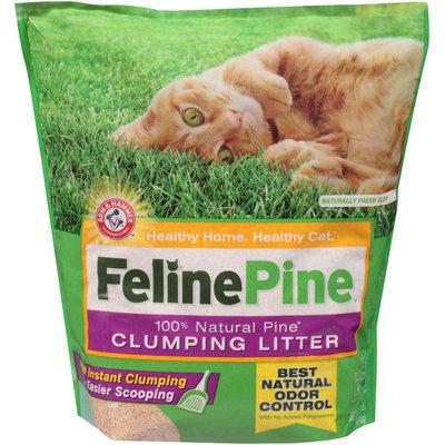 Arm & Hammer™ Feline Pine™ Clumping Litter 8 lbs. Bag