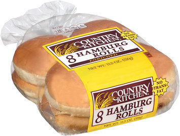 Country Kitchen® Hamburg Rolls