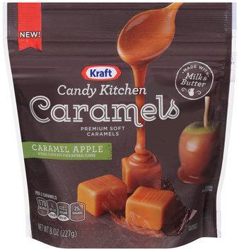 Kraft Candy Kitchen Caramel Apple Soft Caramels