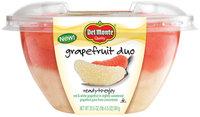 Del Monte Duo Red & White Grapefruit in Juice 20.5 oz. Tub