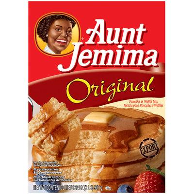 Aunt Jemima Original International Pancake & Waffle Mix 2 Lb Box