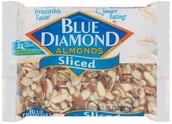 Blue Diamond Sliced Almonds 8 Oz Bag