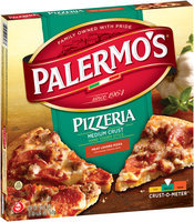 Palermo's® Pizzeria Medium Crust Hand Tossed Style Meat Lovers Pizza 20.05 oz. Box