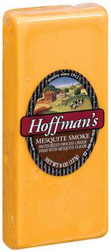 Hoffman's Mesquite Smoke Cheese 8 Oz Brick