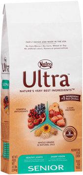Nutro® Ultra™ Senior Dog Food 4.5 lb. Bag