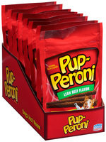 Pup-Peroni® Lean Beef Flavor Dog Snacks 2.5 oz. Pouch