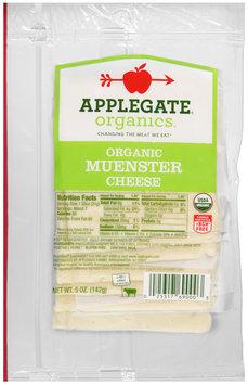 Applegate® Organics® Muenster Cheese 5 oz. Bag