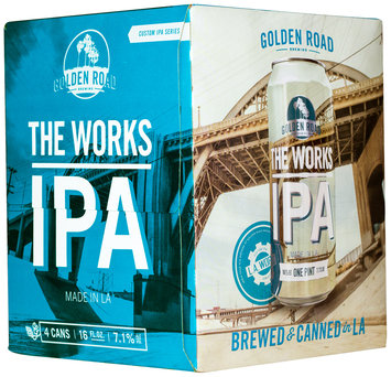 The Works IPA 4–16 fl. oz. Cans