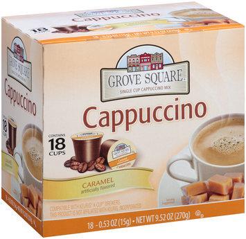 Grove Square™ Caramel Cappuccino 18 ct K-cups®