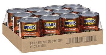 Bush's Best® Original Baked Beans 398mL Can