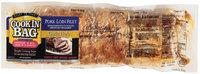 PrairieFresh Prime® Cook-in-Bag® Garlic Herb Pork Loin Filet