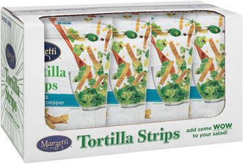 Marzetti® Sea Salt & Cracked Pepper Tortilla Strips 4.5 oz. Stand Up Bag