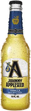 Johnny Appleseed® Vanilla Hard Apple Cider 12 fl. oz. Bottle