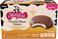 Skinny Cow Fully Dipped Sandwiches Vanilla Bean Dream