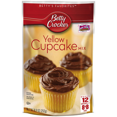 Betty Crocker™ Yellow Cupcake Mix