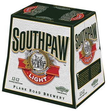Southpaw Light 12 Oz LNNR Beer 12 Pk Glass Bottles