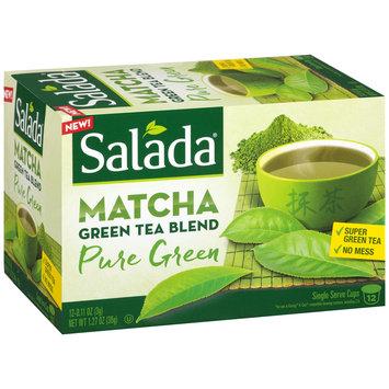 Salada® Matcha Pure Green Tea Blend Tea Bags 12-0.11 oz. Cups