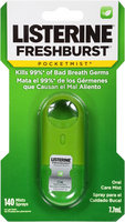 Listerine® Freshburst® Pocketmist® Oral Care Mist 7.7ml