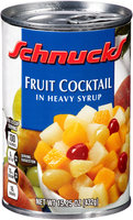 Schnucks® Fruit Cocktail in Heavy Syrup 15.25 oz. Can
