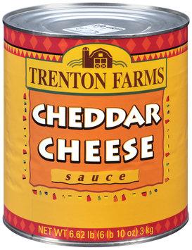 Trenton Farms Cheddar Cheese Sauce 6.62 lb. Can