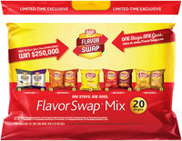 Frito Lay Variety Pack® Flavor Swap Mix Potato Chips 20-1 oz. Bags