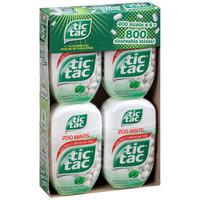 Tic Tac® Freshmints 4-3.4 oz. Packs