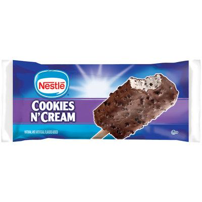 Nestlé Cookies n' Cream Frozen Dessert Bar 3 fl. oz. Wrapper
