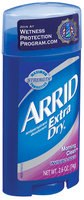 Arrid Extra Dry Morning Clean Invisible Solid Anti-Perspirant/Deodorant 2.6 Oz Stick