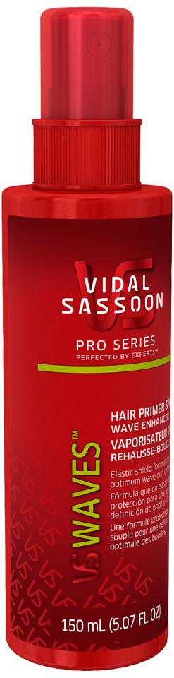 Vidal Sassoon Waves Hair Primer Spray 5.07 fl. oz. Spray Bottle