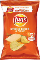 LAY'S® Smoked Gouda & Chive Potato Chips