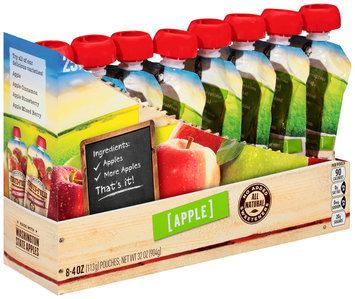 Smucker's® Fruit-Fulls™ Apple Pure Blended Fruit 8-4 oz. Pouches