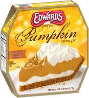 Edwards® Pumpkin Creme Pie 25.9 oz. Box