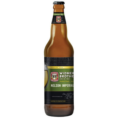 NELSON IMPERIAL IPA  Ale 22 OZ GLASS BOTTLE