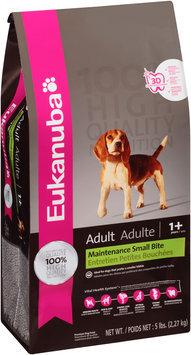 Eukanuba® Adult Maintenance Small Bite Dog Food 5 lb. Bag