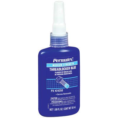 Permatex® Medium Strength Blue Threadlocker 1.69 Fl Oz Bottle
