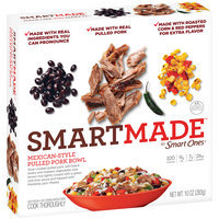 SmartMade™ by Smart Ones® Mexican-Style Pulled Pork Bowl