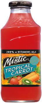 Mistic® Tropical Carrot Juice Drink 16 fl. oz. Bottle