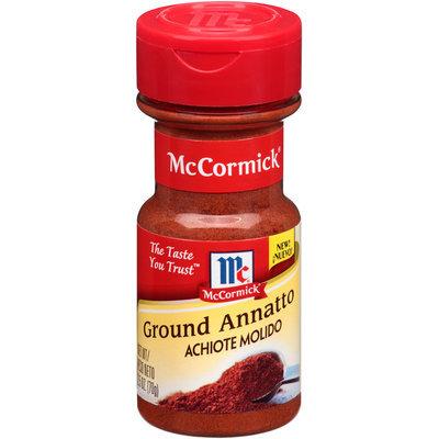 McCormick® Ground Annatto 2.5 oz. Shaker