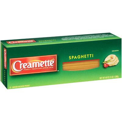 Creamette® Spaghetti 48 oz. Box