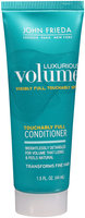 John Frieda Luxurious Volume Touchably Full Conditioner 1.5 fl. oz. Tube