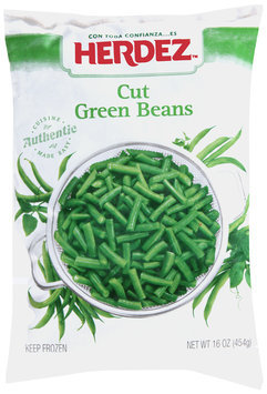 Herdez™ Cut Green Beans 16 oz. Bag