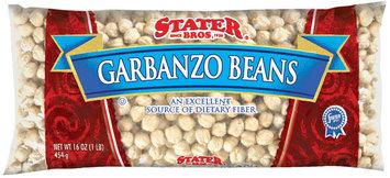 Stater Bros. Garbanzo Beans 16 Oz Bag