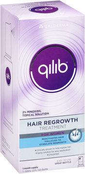 Qilib™ Hair Regrowth Treatment for Women 2 fl. oz. Box