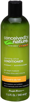 Conceived by Nature® Volumizing Citrus Conditioner 11.5 fl. oz. Bottle