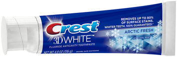 3D White Crest 3D White Arctic  Fresh Icy Cool Mint Flavor Whitening Toothpaste 4.8 oz.