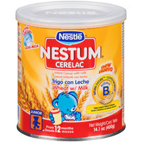 Nestlé® Nestum® Cerelac® Wheat Infant Cereal with Milk 14.1 oz. Canister